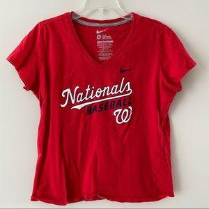 WASHINGTON NATIONALS baseball t-shirt
